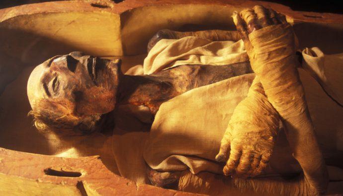 En Uzun Hüküm Süren Mısır Firavunu 2. Ramses!