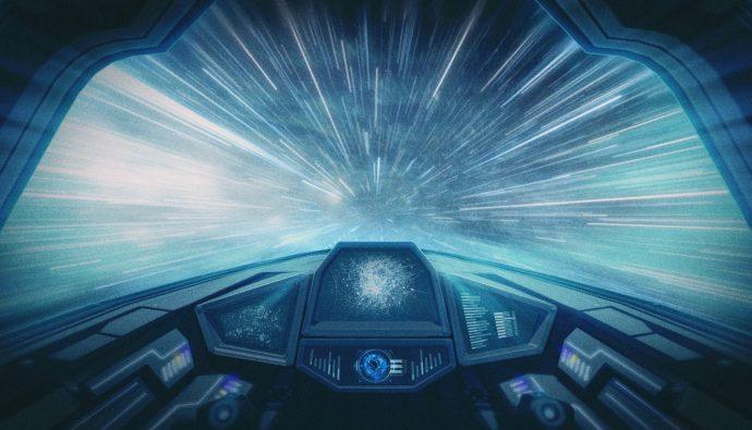 Işık Hızı ile Uzayın Derinliklerine Dalıyoruz!