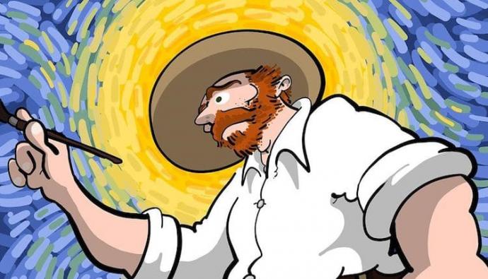 Van Gogh Kimdir? Hayatı, Sözleri ve Eserleri!