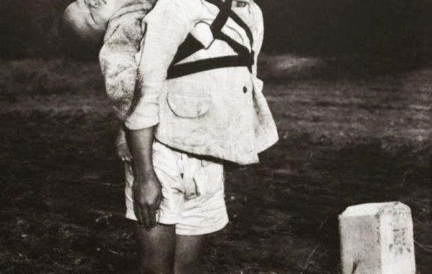 Nagazaki'de Kardeşini Kaybeden Japon Çocuğun Hikayesi!