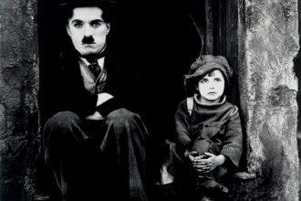 Charlie Chaplin ve Babası ile Yaşadığı Bir Anı!