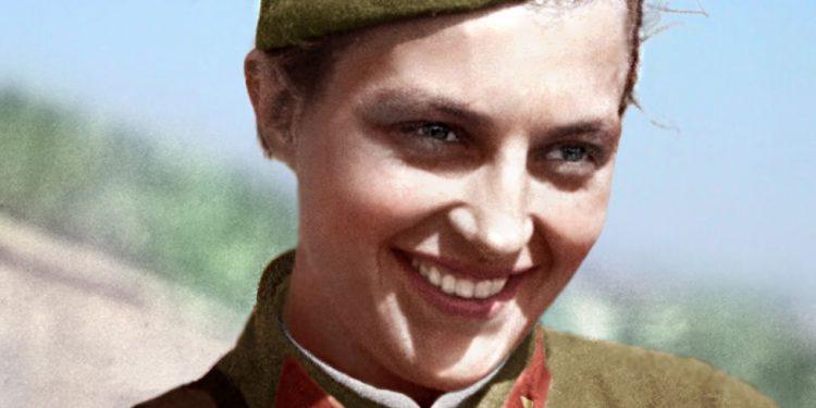 Lyudmila Pavlichenko: Tarihteki En İyi Kadın Keskin Nişancı!