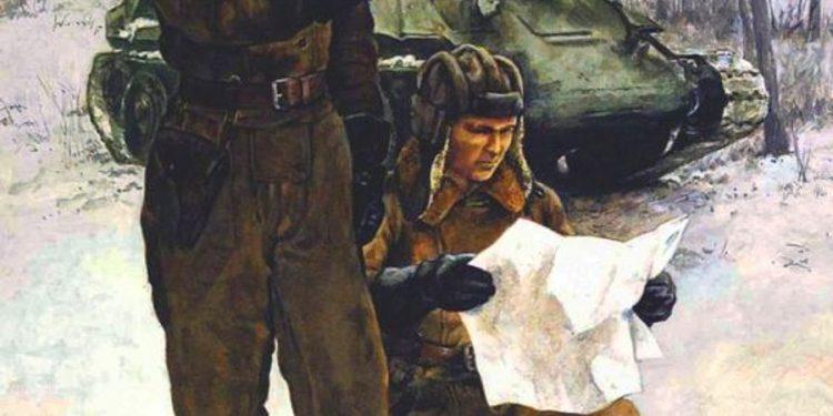 Kocasının İntikamı İçin Savaşa Katılan Mariya Oktyabrskaya!