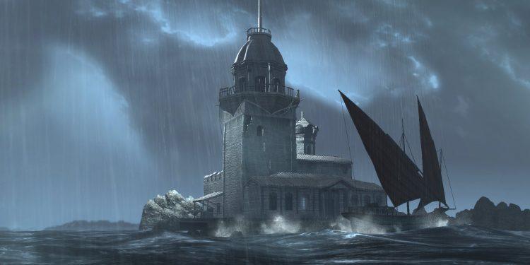 Kız Kulesi Altındaki Gizemli Geçitte Ne Bulundu!