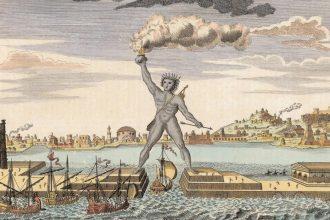 Rodos Heykeli: Antik Dünyanın 7 Harikasından Biri!