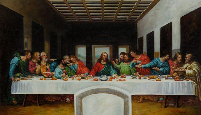 Enfes Bir Hikaye; Leonardo da Vinci ve Son Akşam Yemeği!