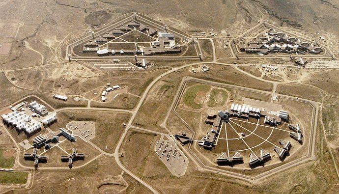 Yeni Alcatraz: En Korunaklı Hapishane ADX Florence!