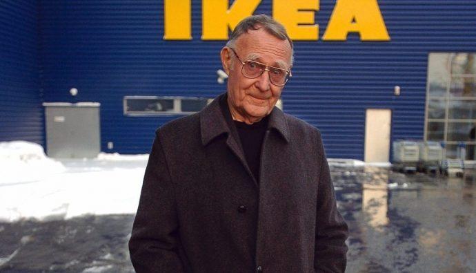 IKEA'nın Kurucusu Ingvar Kamprad ve Başarı Hikayesi!