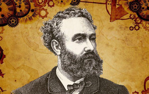 Yaşadığı Zamanın Ötesinde Bir Yazar: Jules Verne!