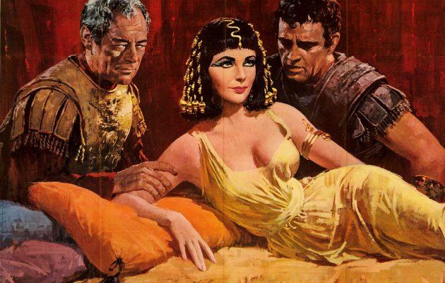 Aşk ve Savaş: Mısır Kraliçesi Kleopatra!
