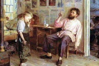Ressam ve Çırak; Değer Bilmeyenlere Emeğini Sunma!