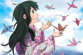 Sadako Sasaki ve Kağıttan Bin Turna Kuşu!