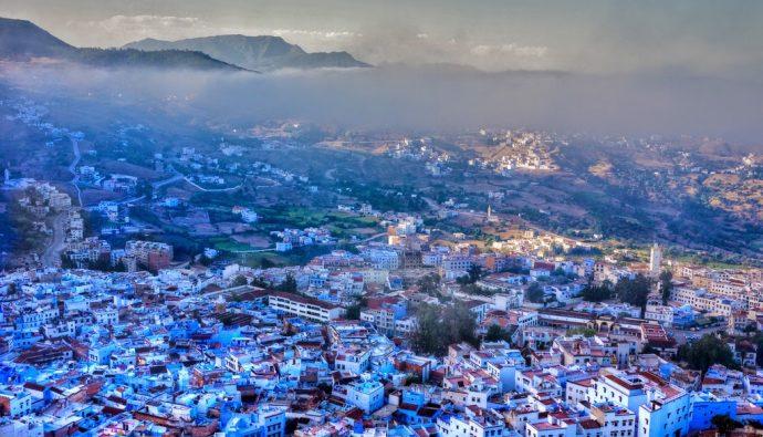 Rüya Gibi Bir Kent: Fas'ın Mavi Şehri Şafşavan!