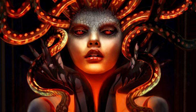 Medusa Efsanesi ve Yerebatan Sarnıcı Hakkında Bilgiler!