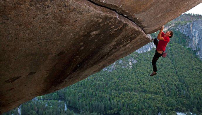 Alex Honnold: El Capitan'a Tırmanan İlk ve Tek Kişi!