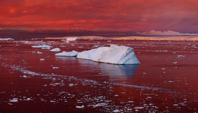 Antarktika'nın Keşfi ve Kısaca Antarktika Tarihi!