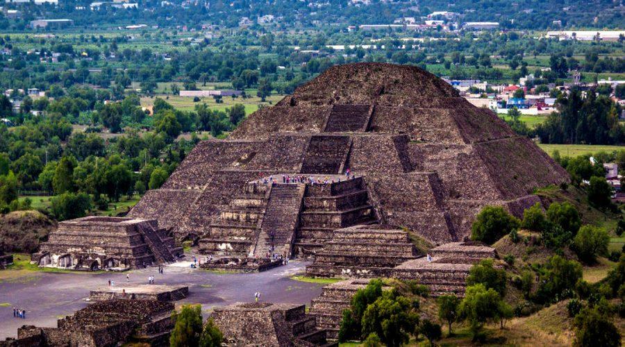 Teotihuacan Antik Kenti: Gizem Dolu Bir Şehir!