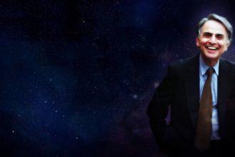 Soluk Mavi Nokta, O Noktaya İyi Bakın: Carl Sagan!