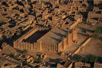 Büyük Cenne Camii: Kerpiçten 750 Yıllık Bir Yapı!