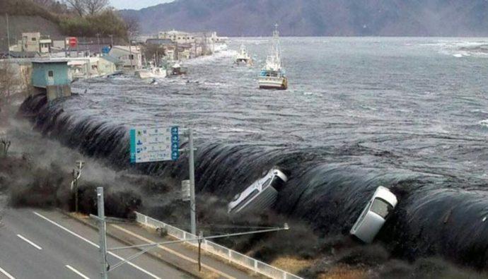 2011 Yılında Gerçekleşen 9 Şiddetindeki Japonya Depremi!