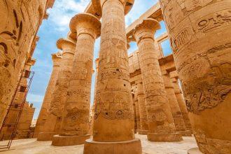 Karnak Tapınağı: Antik Dünyanın En Büyük Dini Mekanı!