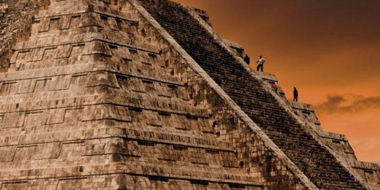 Antik Maya Uygarlığı ve Gizemli Kukulkan Piramidi!