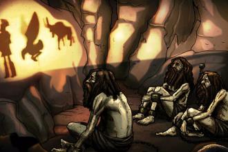 Mağara Alegorisi Nedir? Karanlıktan Özgürlüğe Platon!