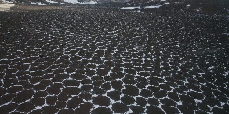 Dünyanın En Soğuk Yeri Antarktika ve Mcmurdo Vadileri!